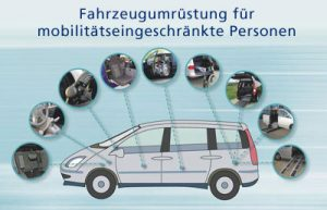 handicap mobil Fahrzeugumrüstung